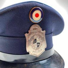 Militaria: GORRA DE SOLAPA POLICÍA DE URUGUAY - MINISTERIO DEL INTERIOR. Lote 214763063