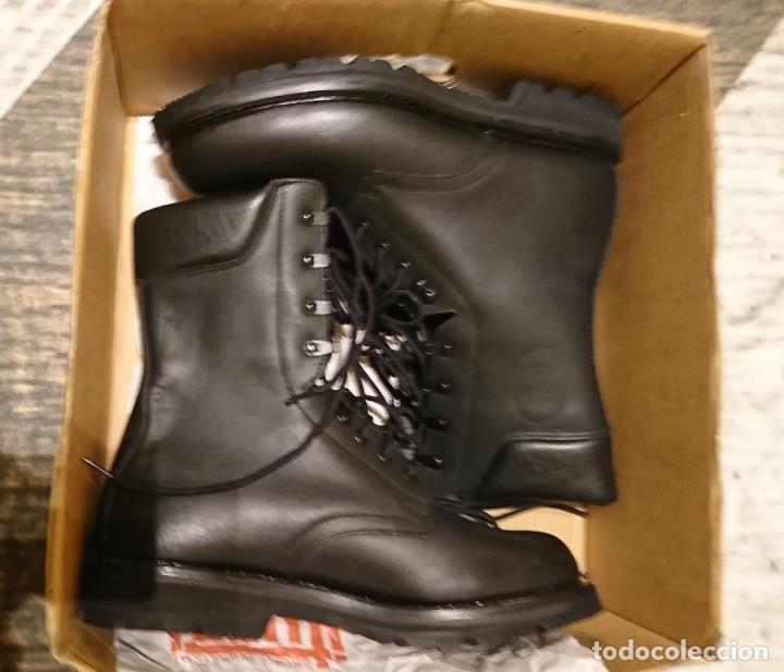 Militaria: Botas de Campaña ITURRI Caña Alta TALLA 45 - Foto 2 - 214770845