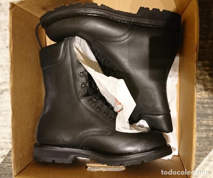 Militaria: Botas de Campaña ITURRI Caña Alta TALLA 45 - Foto 5 - 214770845