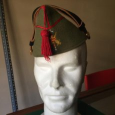Militaria: LEGION, CHAPIRI TALLA 56. Lote 214813218