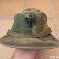 Militaria: GORRILLA DE FAENA DEL EJÉRCITO ESPAÑOL. M-82 WOODLAND 1º MODELO. Lote 216016776