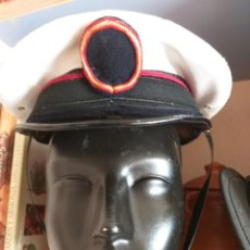 Militaria: GORRA PLATO DE LA MARINA ( ARMADA) EPOCA DE FRANCO. Lote 216480795