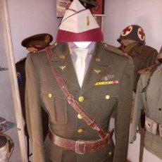Militaria: CINTURON MILITAR BRITÁNICO SAM BROWNE. Lote 216794452