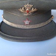 Militaria: GORRA DE PLATO SUBTENIENTE EJERCITO DE TIERRA. Lote 218080082