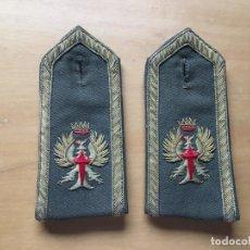 Militaria: HOMBRERAS MILITARES REGLAMENTO 1943 EJÉRCITO TIERRA. Lote 218095092