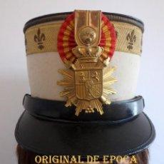 Militaria: (JX-200935) ROS DE OFICIAL DE ARTILLERÍA MONTADA,ÉPOCA ALFONSINA,REALIZADO EN CASA JESUS MARTINEZ.. Lote 218348490