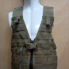 Militaria: CHALECO TACTICO NORTEAMERICANO SIN USO.. Lote 219178171