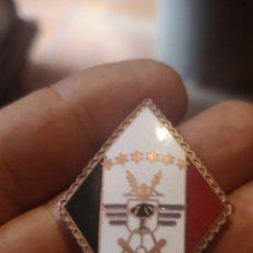 Militaria: ROMBO DE POLICÍA TERRITORIAL GUINEA ECUATORIAL. Lote 244013850