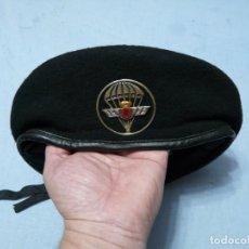Militaria: BOINA ZAPADORES PARACAIDISTAS EZAPAC. Lote 219579745
