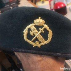 Militaria: BOINA GORRA LANA 100% DE LA GUARDIA CIVIL MARCA ELOSEGUI TALLA 57. AÑO 2003. Lote 221089481