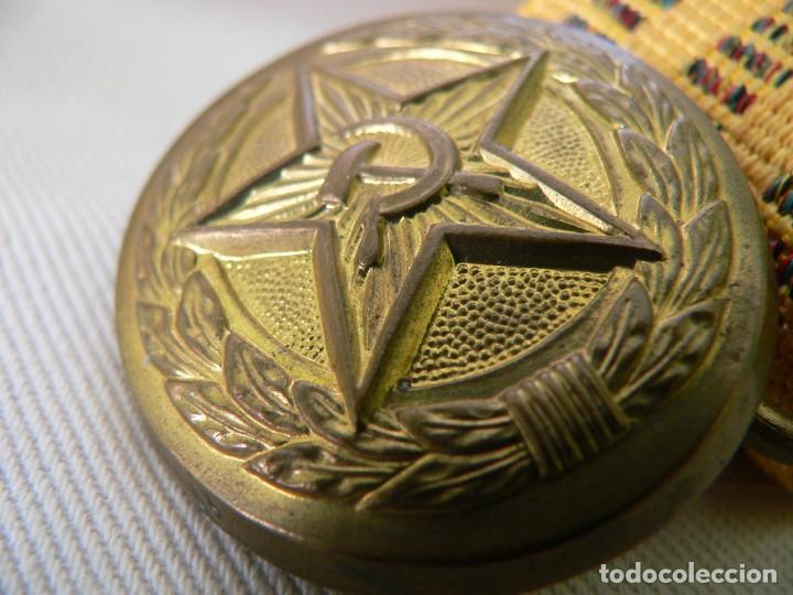 Militaria: URSS CINTURÓN DE GALA DE OFICIAL SOVIÉTICO - Foto 3 - 221514562