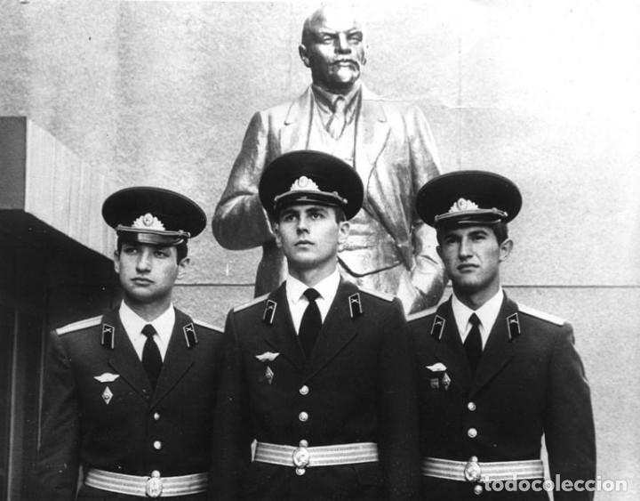 Militaria: URSS CINTURÓN DE GALA DE OFICIAL SOVIÉTICO - Foto 8 - 221514562