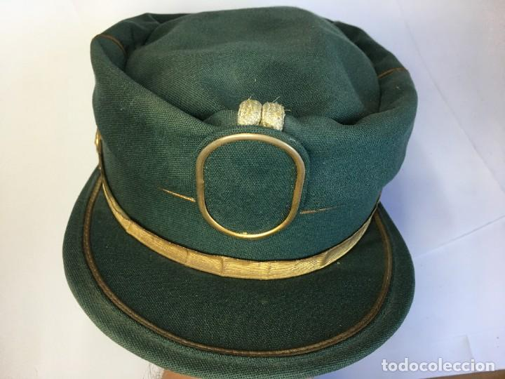 Militaria: GORRA DE CABO DE GUARDIA CIVIL MANUFACTURAS VALLESA - Foto 1 - 221596363