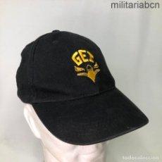 Militaria: GORRA TIPO BEISBOL DEL GRUP ESPECIAL D'INTERVENCIÓ DE LOS MOSSOS D'ESQUADRA. PRIMER MODELO.. Lote 221670057