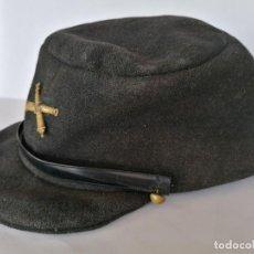 Militaria: GORRA-KEPI DE ARTILLERIA SIMILAR GUERRA FRANCO-PRUSIANA SIGLO XIX-PPOS XX APROX.FRANCESA. Lote 222445667