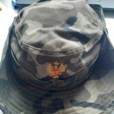 Militaria: GORRA MILITAR DEL CTE RAMIREZ MUY BUEN ESTADO, TALLA M. Lote 223608376