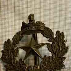 Militaria: HEBILLA CORREAJE O CINTURÓN ESTADO MAYOR EJÉRCITO ESPAÑOL. Lote 223632647