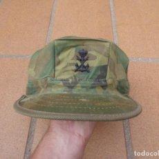 Militaria: GORRA DE PICOS INFANTERÍA DE MARINA. M-82 FN WOODLAND. Lote 224478848