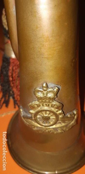 Militaria: Corneta Royal Artillery Gibraltar - Foto 7 - 224669433