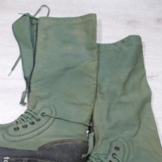 Militaria: BOTAS US ARMY- EXTREME COLD WEATHER -. Lote 224898066
