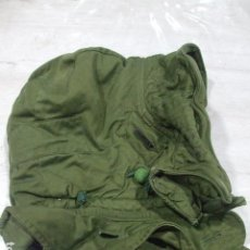 Militaria: CAPUCHA US ARMY - HOOD ATTACHABLE FOR PARKA. Lote 224957128