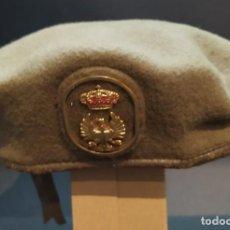 Militaria: BOINA EJERCITO DE TIERRA ÉPOCA DE JUAN CARLOS I. Lote 225877190