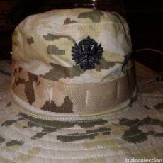 Militaria: GORRO MILITAR - CHAMBERGO SOMBRERO DE CAMUFLAJE - EJERCITO ESPAÑOL. Lote 226336828