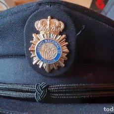Militaria: GORRA CNP POLICÍA NACIONAL TALLA 58. Lote 226809755