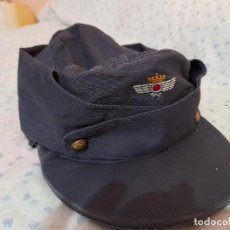 Militaria: GORRA DE PASEO EJERCITO DEL AIRE AÑOS 60. Lote 227565025