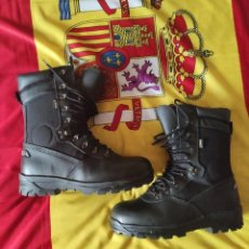 Militaria: BOTAS GUARDIA CIVIL. GORETEX. Lote 227950172
