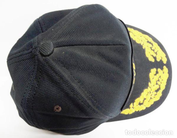 Militaria: GORRA DE OFICIAL DEL USS INTREPID - Foto 3 - 229838055