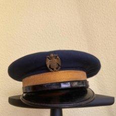 Militaria: GORRA DE PLATO UJIER O CONSERJE, MINISTERIOS ÉPOCA FRANCO FRANQUISTA. Lote 230542190
