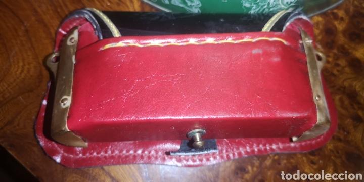 Militaria: Conjunto de bandolera cinturón colgador de sable y. Portacargadores - Foto 3 - 230897185