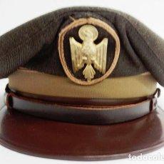 Militaria: POLICÍA NACIONAL: GORRA. Lote 232760910