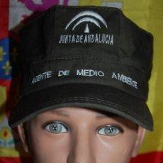 Militaria: GORRA AGENTE DE MEDIO AMBIENTE ANDALUCIA. Lote 234585685