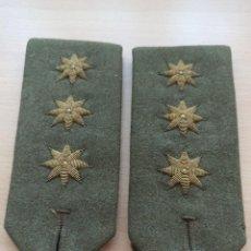 Militaria: HOMBRERAS BORDADAS. CORONEL.. Lote 234886295
