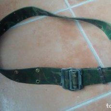 Militaria: CINTURON GOES BRIPAC ETC AÑOS 80 PERFECTO MUY BUENO MIRAR FOTOS. Lote 234978780