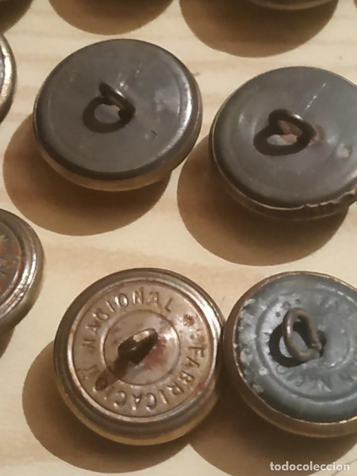 Militaria: botones militares - Foto 5 - 236229100