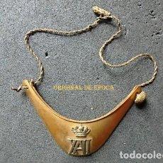 Militaria: (JX-210126)GOLA DE OFICIAL ,ALFONSO XII .. Lote 236296760