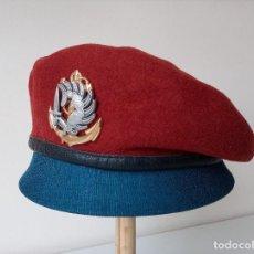 Militaria: BOINA TROPAS ESPECIALES FRANCESAS. PARACAIDISTAS DE LA MARINA. Lote 240280745