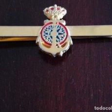 Militaria: PASADOR DE CORBATA ARMADA.. Lote 240684490