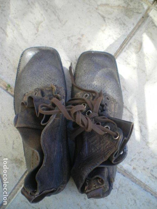 Militaria: BOTAS RECREACION GUERRA CIVIL - Foto 3 - 242015160