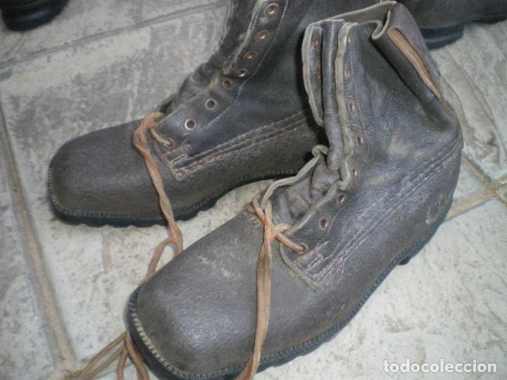 BOTAS RECREACION GUERRA CIVIL (Militar - Botas y Calzado)