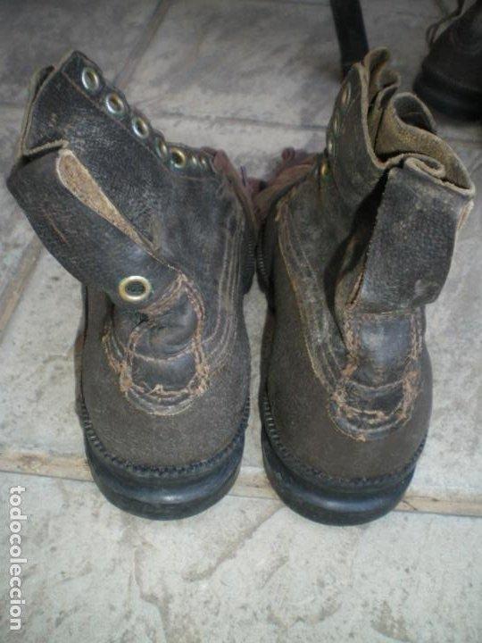 Militaria: BOTAS RECREACION GUERRA CIVIL - Foto 2 - 242015240