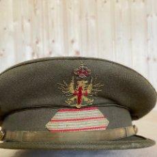 Militaria: GORRA DE PLATO SARGENTO. Lote 243945630
