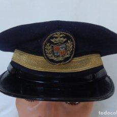 Militaria: GORRA. AYUNTAMIENTO DE PALMA DE MALLORCA. BALEARES. GORRAS ÁLVAREZ.. Lote 244689860