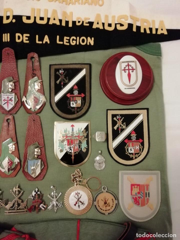Militaria: Legión : Lote legionario. GRAN OPORTUNIDAD!!! - Foto 16 - 244723810