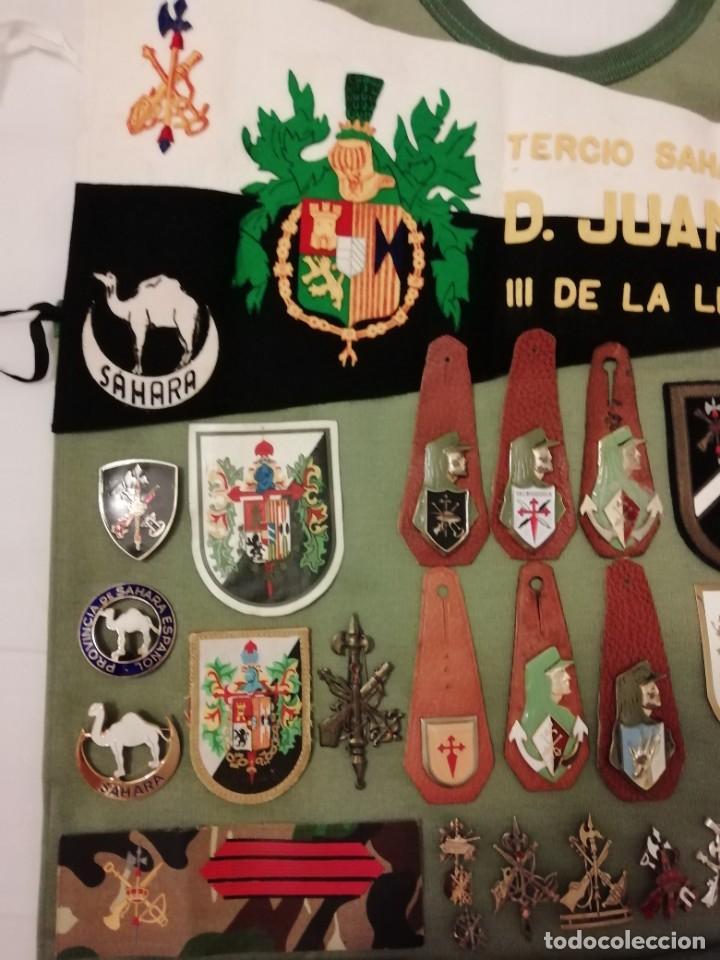 Militaria: Legión : Lote legionario. GRAN OPORTUNIDAD!!! - Foto 3 - 244723810