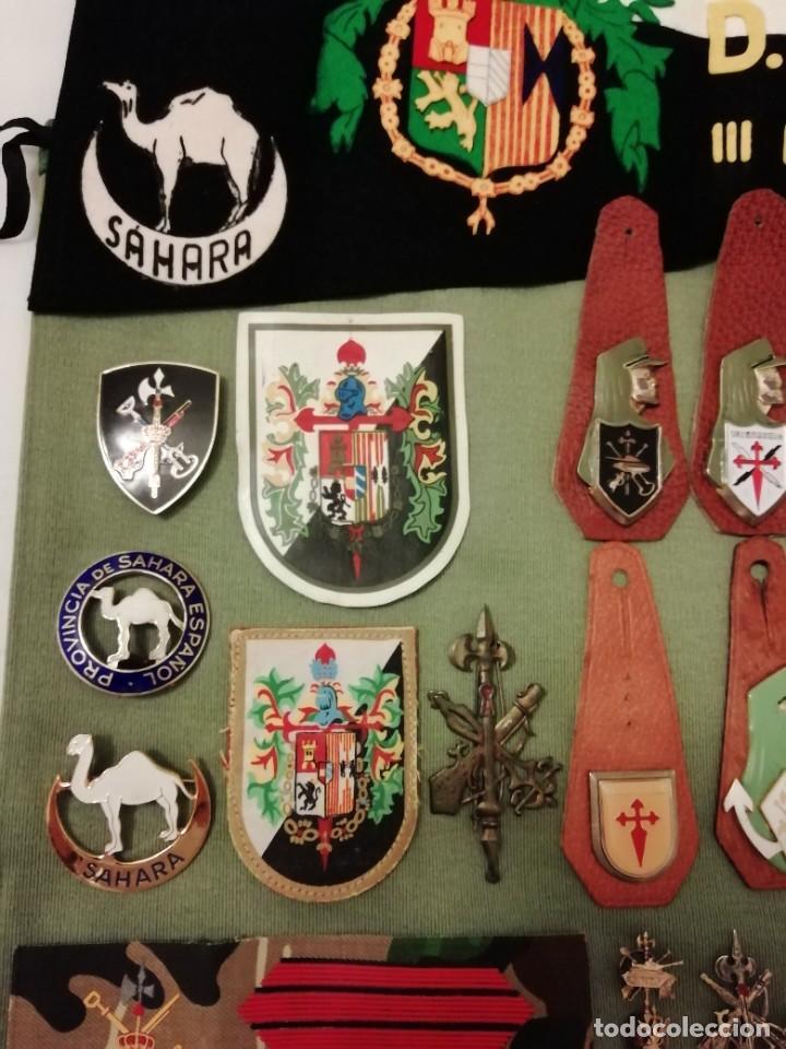 Militaria: Legión : Lote legionario. GRAN OPORTUNIDAD!!! - Foto 5 - 244723810