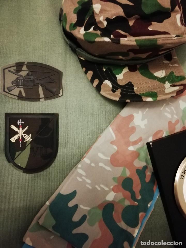 Militaria: Legión : Lote legionario. GRAN OPORTUNIDAD!!! - Foto 11 - 244723810
